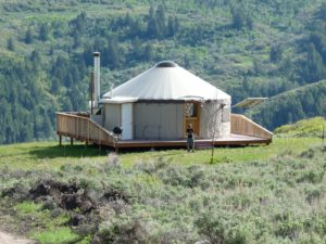 Antelope Meadows Yurt
