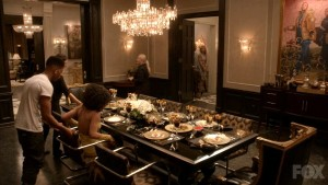 dining-room-in-Lucious-Lyons-house-on-Empire